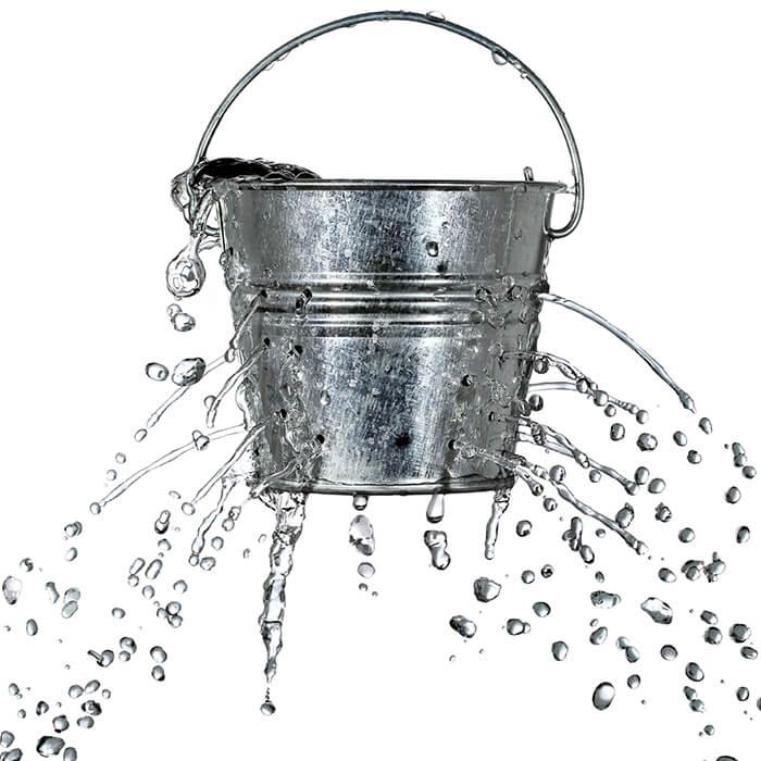 lekdetectie - opsporen waterlekken